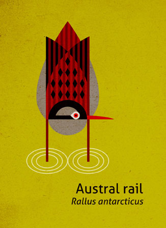 Scott Partridge - Illustration - Austral Rail