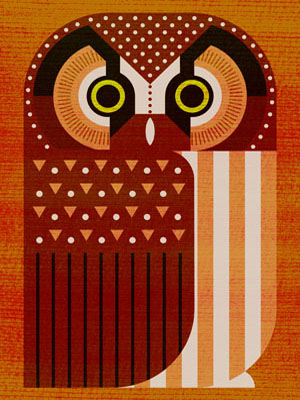 scott partridge - art o mat - boreal owl