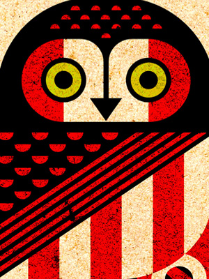 scott partridge - art o mat - elf owl