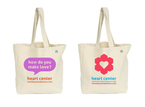 scott partridge - Graphics and branding for Heartcenter